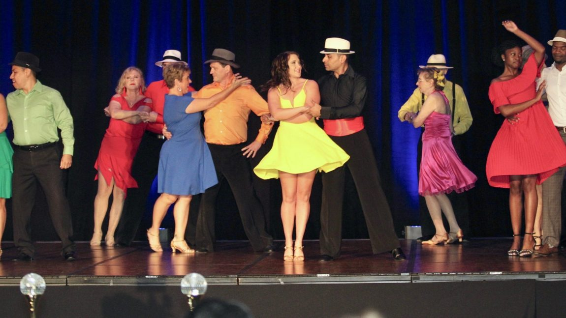 Dancing with the Docs Dance 2