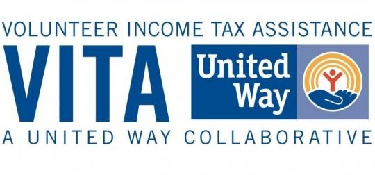 VITA… Volunteer Income Tax Assistance from mid-January to end of April 2018